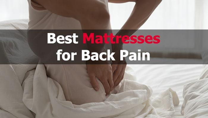 mattresses for back pain 2020